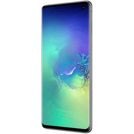 Telefon mobil Samsung Galaxy S10, Dual SIM, 128GB, 8GB RAM, 4G, Green [4]
