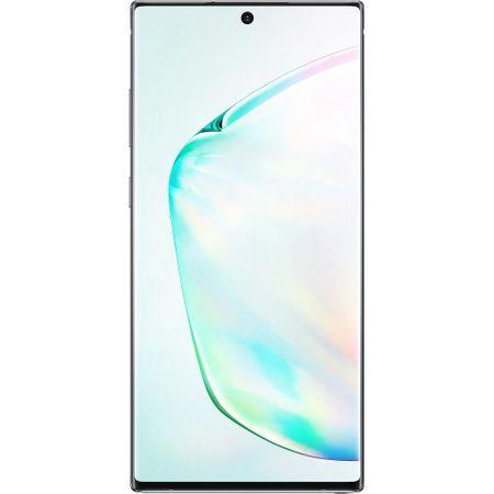 Telefon mobil Samsung Galaxy Note 10 Plus, Dual SIM, 256GB, 12GB RAM, 4G, Aura Glow [0]