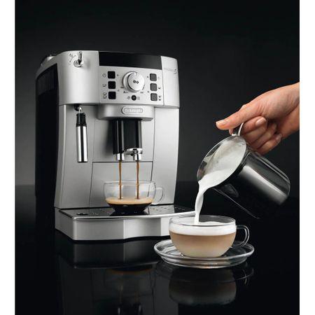 Espressor Automat De'Longhi, ECAM 22.110 SB, 145 0W, 15 bar, 1.8 L, Negru Argintiu [0]