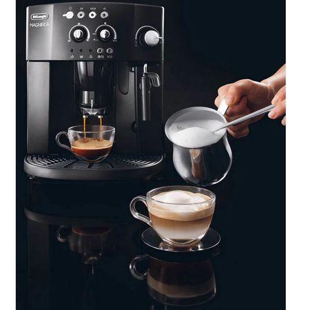 Espressor automat De'Longhi Caffe Magnifica ESAM4000-B, 1450W, 15 bar, 1.8 l, Negru [4]