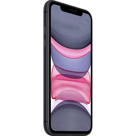 Telefon mobil Apple iPhone 11, 64GB, 4GB RAM, 4G, Black [2]