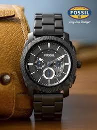 Ceas Pentru Barbati Fossil Machine, Negru, Antioxidabil [2]
