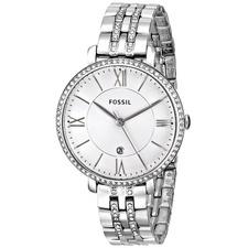 Ceas de dama Fossil Jacqueline cu cristale speciale,Argintiu ES3545 [2]