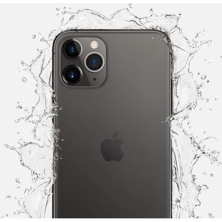 Telefon mobil Apple iPhone 11 Pro Max, 64GB, Negru / Space Grey [4]