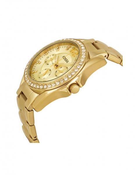 Ceas de dama original Fossil Riley cu cristale lux [1]