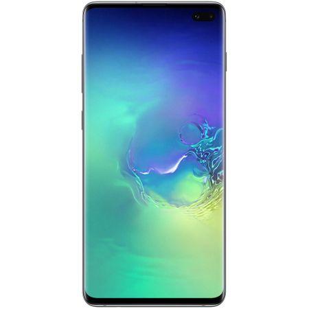 Telefon mobil Samsung Galaxy S10+, Dual SIM, 128GB, 8GB RAM, 4G, Green [0]