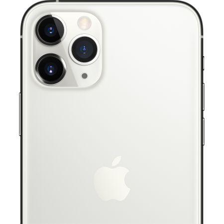 Telefon mobil Apple iPhone 11 Pro Max, 64GB, Silver, Argintiu [5]
