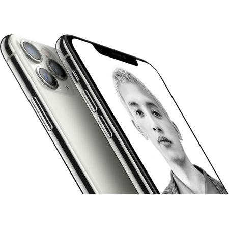 Telefon mobil Apple iPhone 11 Pro Max, 64GB, Silver, Argintiu [6]