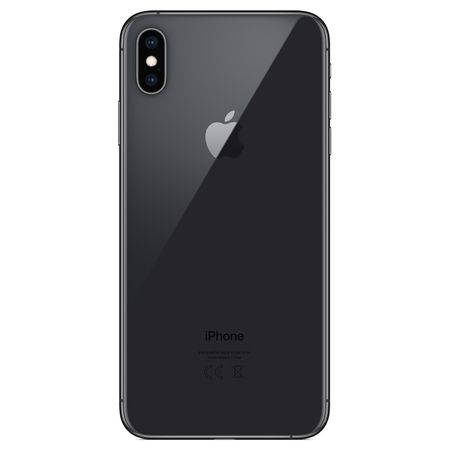 Telefon mobil iPhone XS MAX 64GB Space Grey - Negru [1]