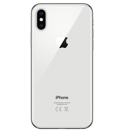 Telefon mobil iPhone XS MAX 64GB Silver - cu ecran MAX [1]