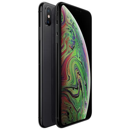 Telefon mobil iPhone XS MAX 64GB Space Grey - Negru [2]