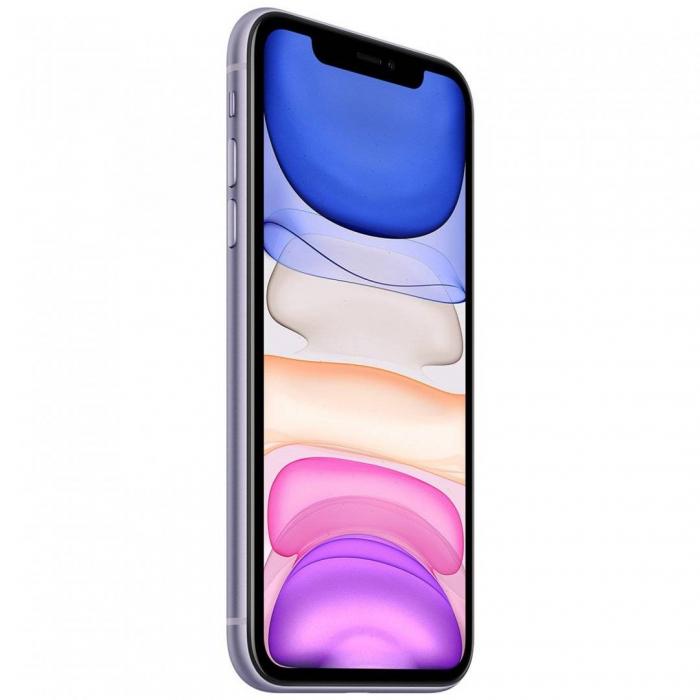 Telefon mobil Apple iPhone 11, 64GB, Purple Mov [8]