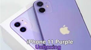 Telefon mobil Apple iPhone 11, 64GB, Purple Mov [3]
