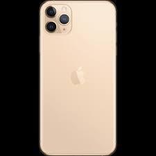 Telefon mobil Apple iPhone 11 Pro Max, 64GB, Gold [5]