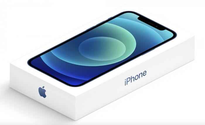 Telefon mobil Apple iPhone 12 Blue Albastru,64GB, Dual eSim, Super retina XDR [7]