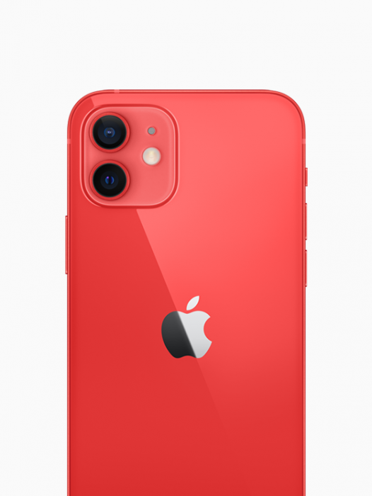 Telefon mobil Apple iPhone 12 Red, Rosu, 64GB, Dual eSim, Super retina XDR [7]
