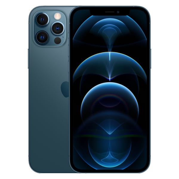 Telefon mobil Apple iPhone 12 Pro Max Pacific Blue 128GB [0]