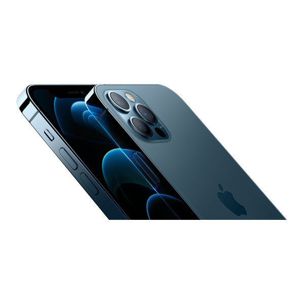 Telefon mobil Apple iPhone 12 Pro Max Pacific Blue 128GB [1]