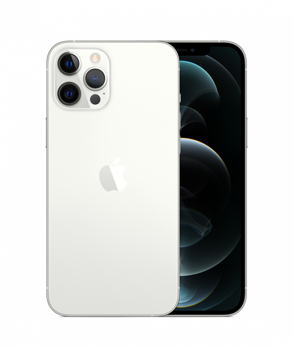 Telefon mobil Apple iPhone 12 Pro Silver Argintiu 129GB, Sigilat [0]