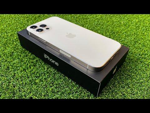 Telefon mobil Apple iPhone 12 Pro Silver Argintiu 129GB, Sigilat [4]