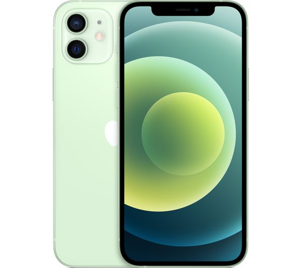 Telefon mobil Apple iPhone 12 Green,Verde, 64GB, Dual eSim, Super retina XDR [0]