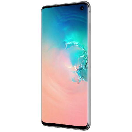 Telefon mobil Samsung Galaxy S10, Dual SIM, 128GB, 8GB RAM, 4G, Prism White [3]