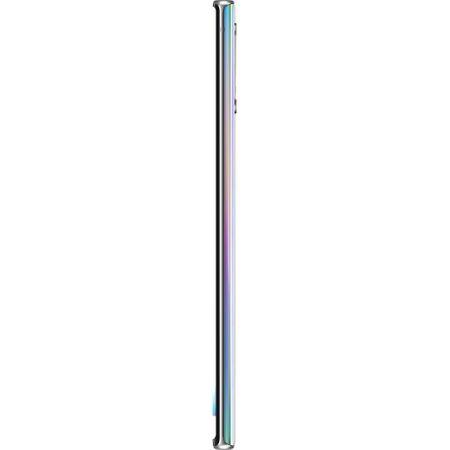 Telefon mobil Samsung Galaxy Note 10 Plus, Dual SIM, 256GB, 12GB RAM, 4G, Aura Glow [2]