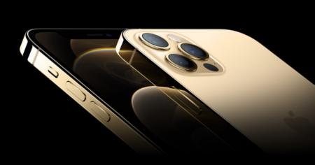 Telefon mobil Apple iPhone 12 Pro Gold Auriu 128GB + Folie Sticla Cadou [2]