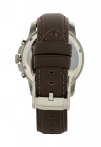 Ceas pentru barbati Fossil Grant, cu curea de piele,Maro [2]