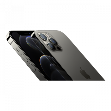 Telefon mobil Apple iPhone 12 Pro Graphite - Grafit 128GB + Folie Sticla Cadou [2]