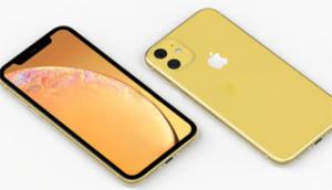 Telefon mobil Apple iPhone 11, 64GB, Yellow [4]