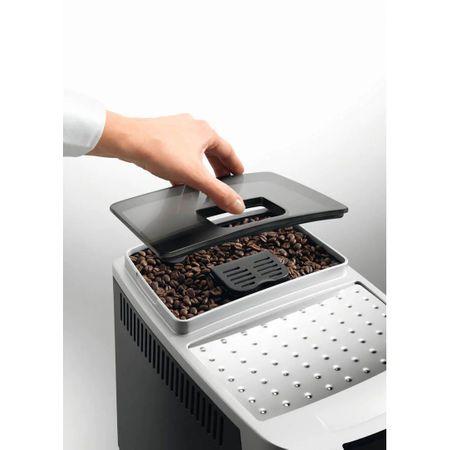 Espressor Automat De'Longhi, ECAM 22.110 SB, 145 0W, 15 bar, 1.8 L, Negru Argintiu [1]