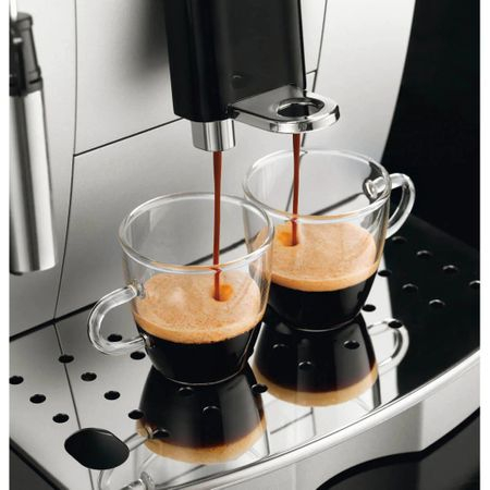 Espressor Automat De'Longhi, ECAM 22.110 SB, 145 0W, 15 bar, 1.8 L, Negru Argintiu [5]