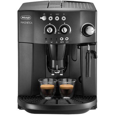 Espressor automat De'Longhi Caffe Magnifica ESAM4000-B, 1450W, 15 bar, 1.8 l, Negru [0]