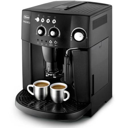 Espressor automat De'Longhi Caffe Magnifica ESAM4000-B, 1450W, 15 bar, 1.8 l, Negru [5]