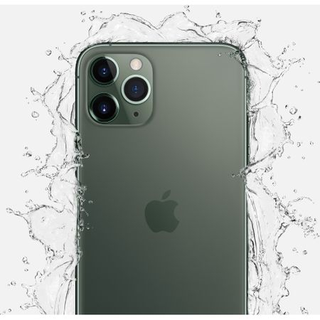 Telefon mobil Apple iPhone 11 Pro, 64GB, Midnight Green [2]