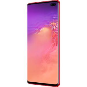 Telefon mobil Samsung Galaxy S10+, Dual SIM, 128GB, 8GB RAM, 4G, Cardinal Red [3]