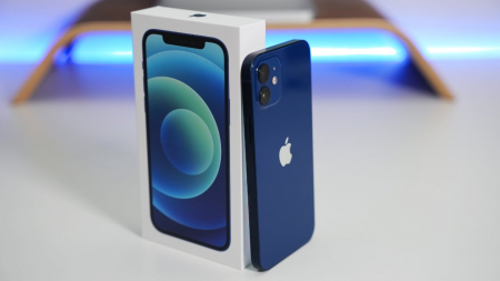 Apple iPhone 12 128GB Blue Albastru 5G NOU SIGILAT Super Retina XDR [7]
