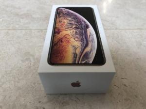 Telefon mobil Apple iPhone XS MAX GOLD 256 GB [5]