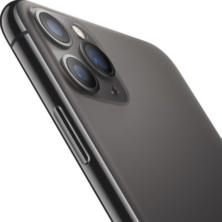Telefon mobil Apple iPhone 11 Pro Max, 64GB, Negru / Space Grey [1]