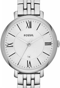 Ceas de dama original Fossil Jacqueline, Argintiu, Antioxidabil, Rezistent la apa 30 m, model  ES3433 [2]