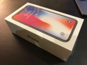 Apple iPhone X Space Grey 64GB- Nou - Nefolosit - Sigilat [3]