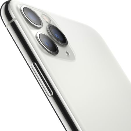 Telefon mobil Apple iPhone 11 Pro Max, 256GB, Silver, Argintiu [1]