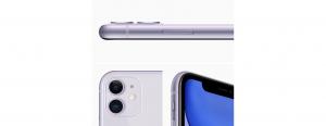 Telefon mobil Apple iPhone 11, 128GB, White [4]