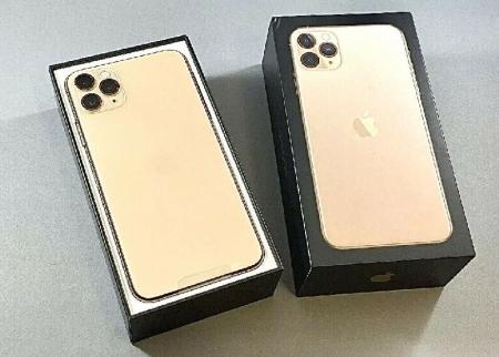 Telefon mobil Apple iPhone 11 Pro Max, 256GB, Gold, Auriu [9]