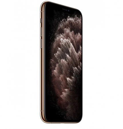 Telefon mobil Apple iPhone 11 Pro Max, 256GB, Gold, Auriu [6]