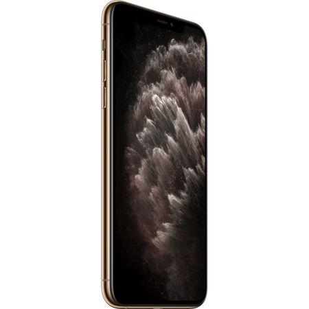 Telefon mobil Apple iPhone 11 Pro Max, 64GB, Gold [4]