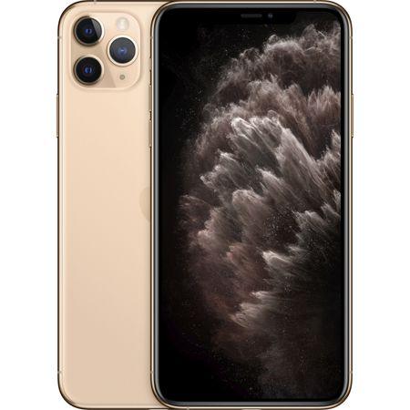 Telefon mobil Apple iPhone 11 Pro Max, 64GB, Gold [0]