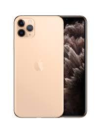 Telefon mobil Apple iPhone 11 Pro Max, 64GB, Gold [1]