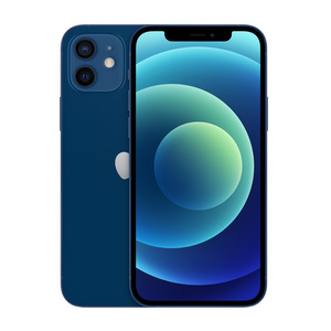Telefon mobil Apple iPhone 12 Blue Albastru,64GB, Dual eSim, Super retina XDR [0]